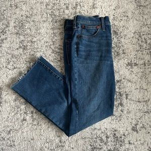 Madewell Demi-Boot Jeans